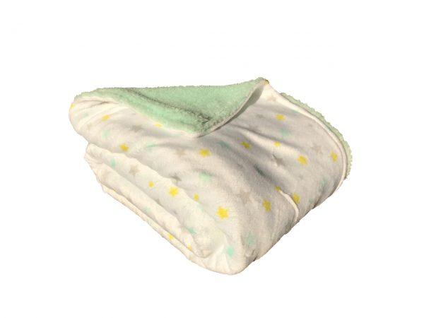 """Princ & Princess"" Borego Blankets 2 Ply 1"