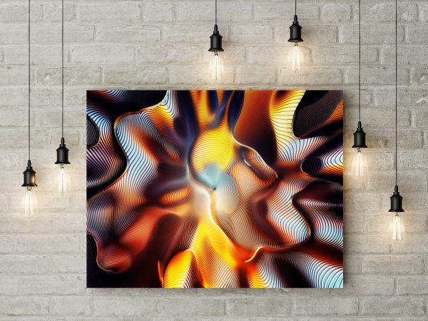 3D Abstract 1
