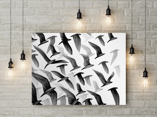 Abstract Birds 1