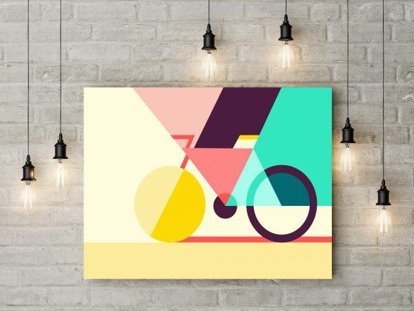 Bicycle Geometric 1