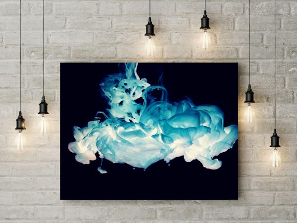 Blue Smoke 1