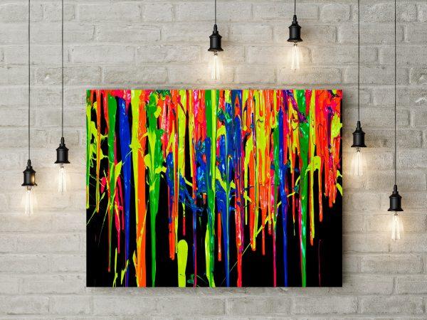 Colorful Paint 1