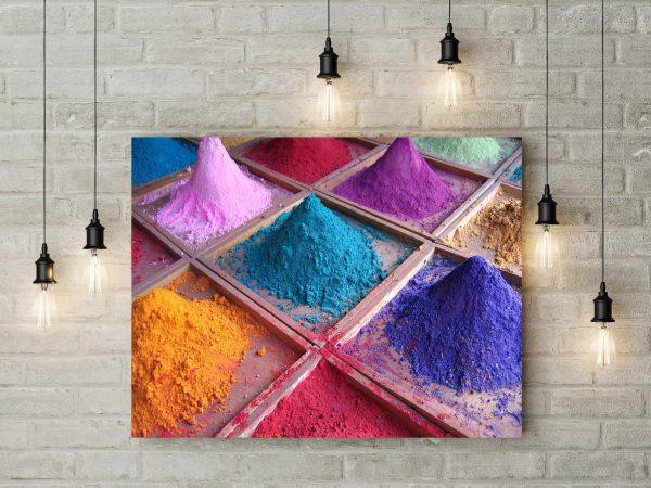 Colorful Powder 1