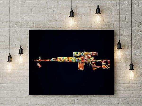 Colorful Sniper 1