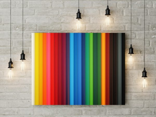 Colorful Wall 1