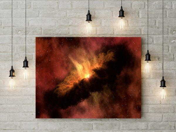 Cosmic Explosion 1