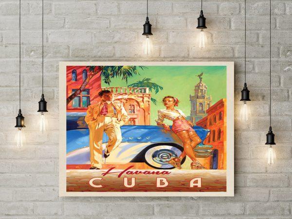 Cuba Havana 1950-60's 1