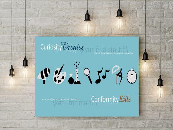 Curiosity And Conformity 1
