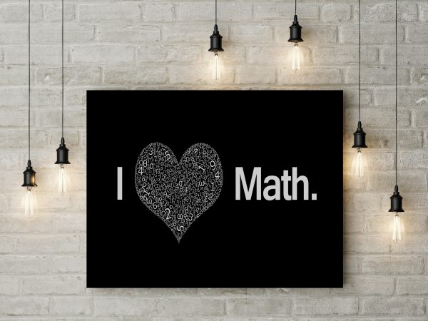 For Math Lovers 1