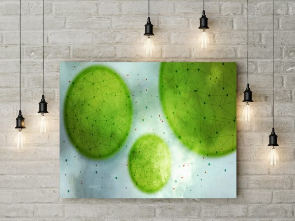 Green Spheres 1