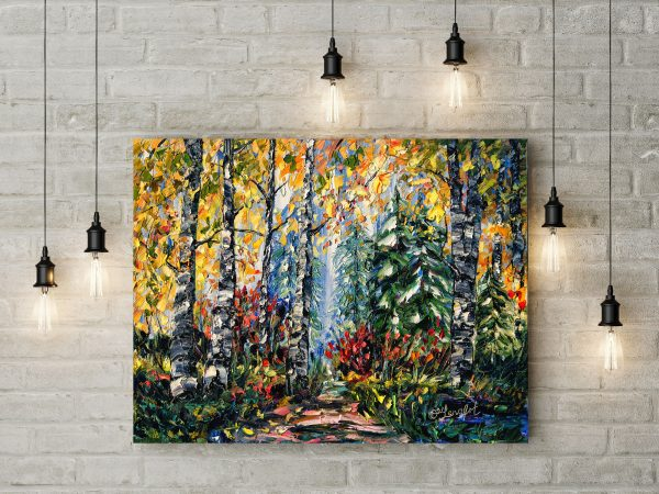 Painting Forest 1