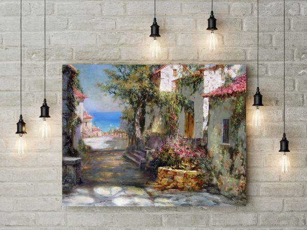 Painting Street 1