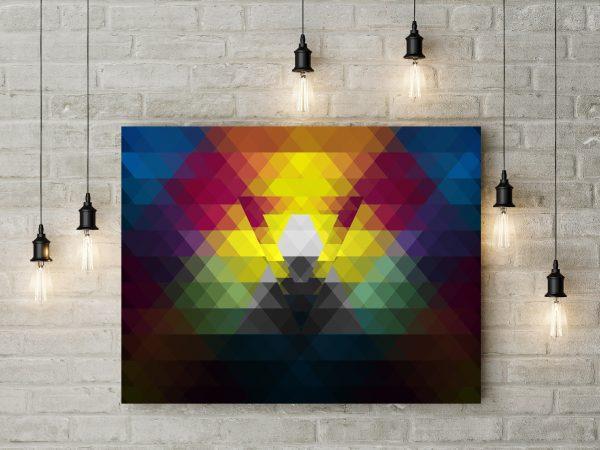 Poly Minimalist Colorful 1