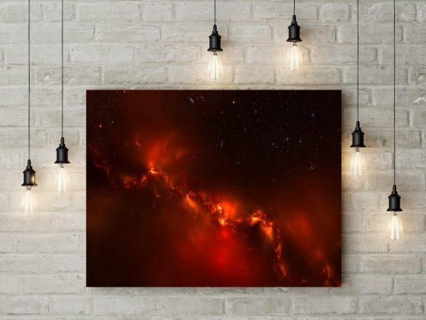 Red Galaxy 1