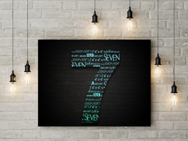 Seven Typography 1