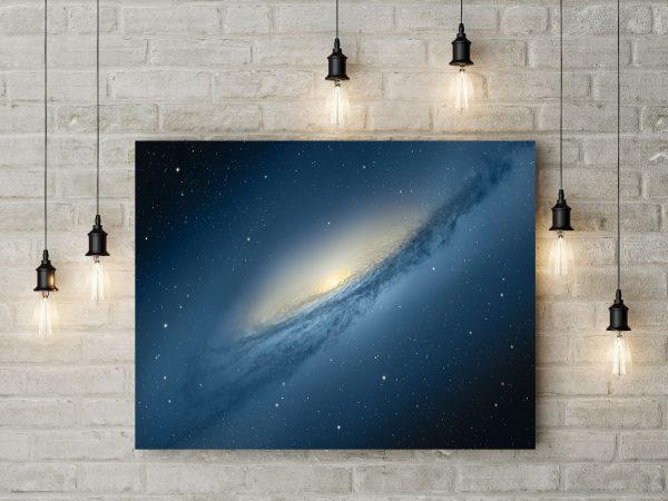 Spiral Galaxy Universe 1