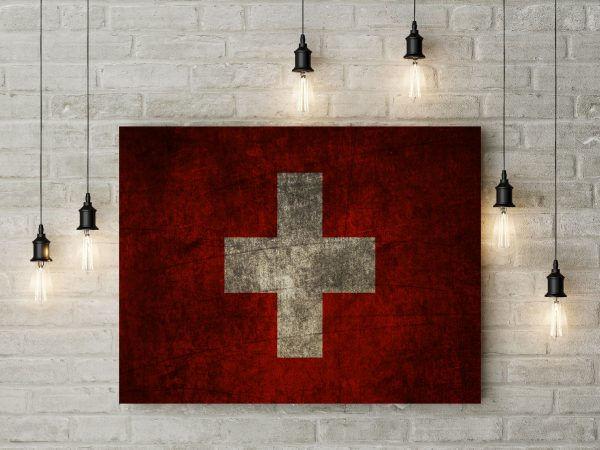 Switzerland Flag 1