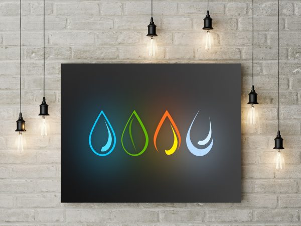 The Four Elements 1