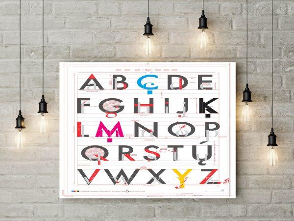 Typographic Alphabet 1