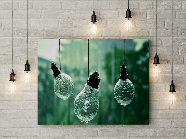 Wet Light Bulbs 1