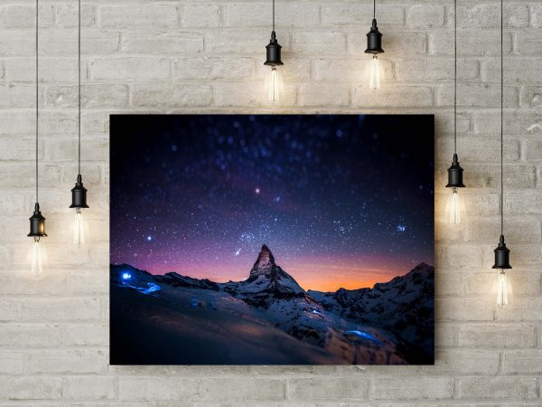 Alps In Matterhorn Zermatt Switzerland 1