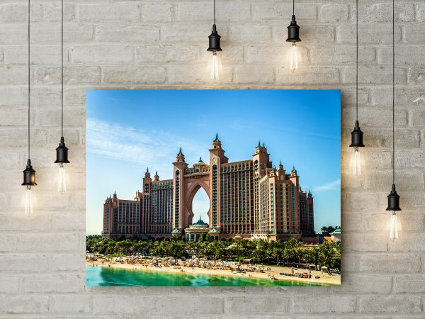 Atlantis Hotel On Palm Jumeirah Island Dubai 1
