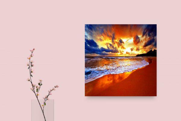 Beautiful Sunset Beach 1