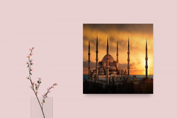 Blue Mosque Istanbul Turkey 1