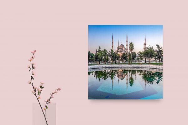 Blue Mosque Sultan Ahmet Mosque Istanbul Turkey 1