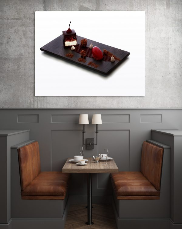 Cake On Chocolate 1