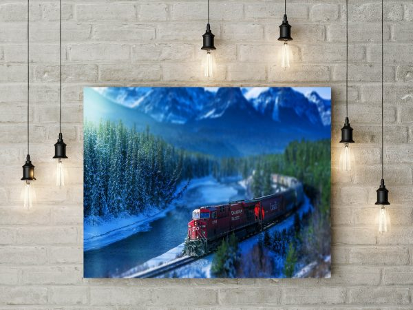 Canadian Pacific Train 1