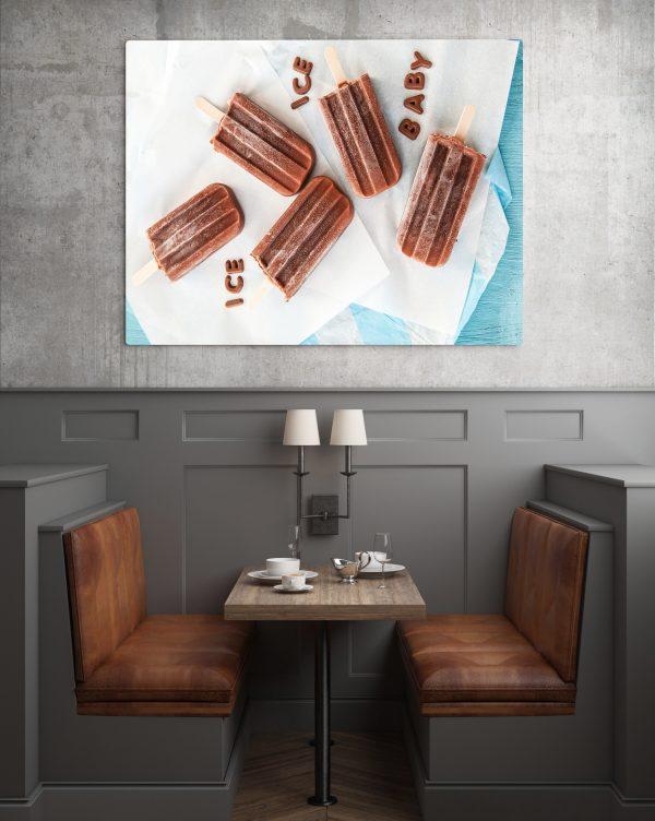 Chocolate Ice Pop 1