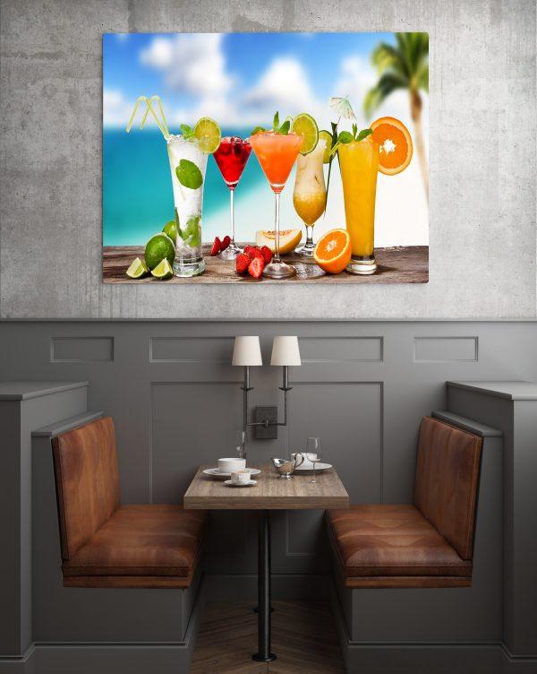 Cocktails Summer Drink 1
