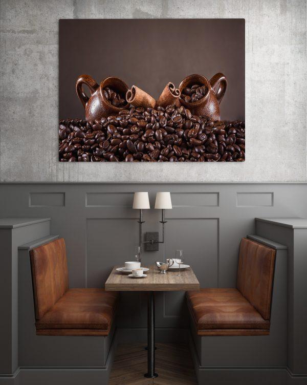 Coffee Beans And Cinnamon 1