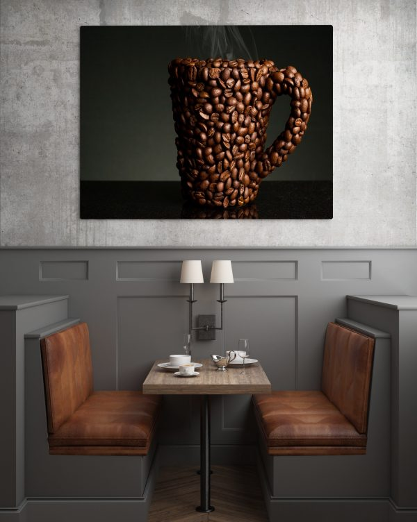 Coffee Beans Cup 1