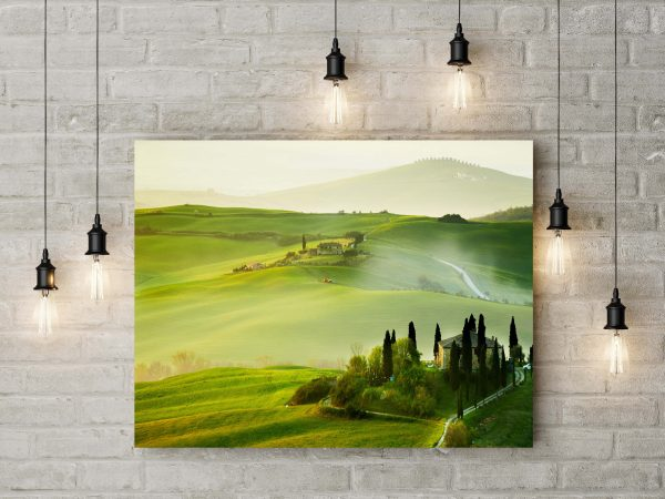 Countryside House In Tuscany Italy 1