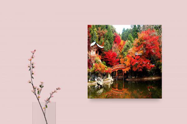 Daigo-Ji Temple Kyoto Japan 1