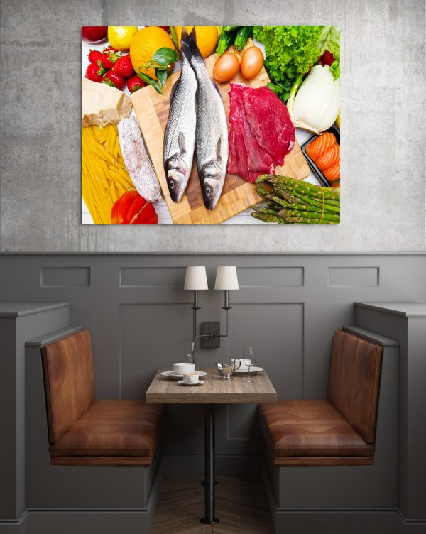Fish Vegetables Fruits 1