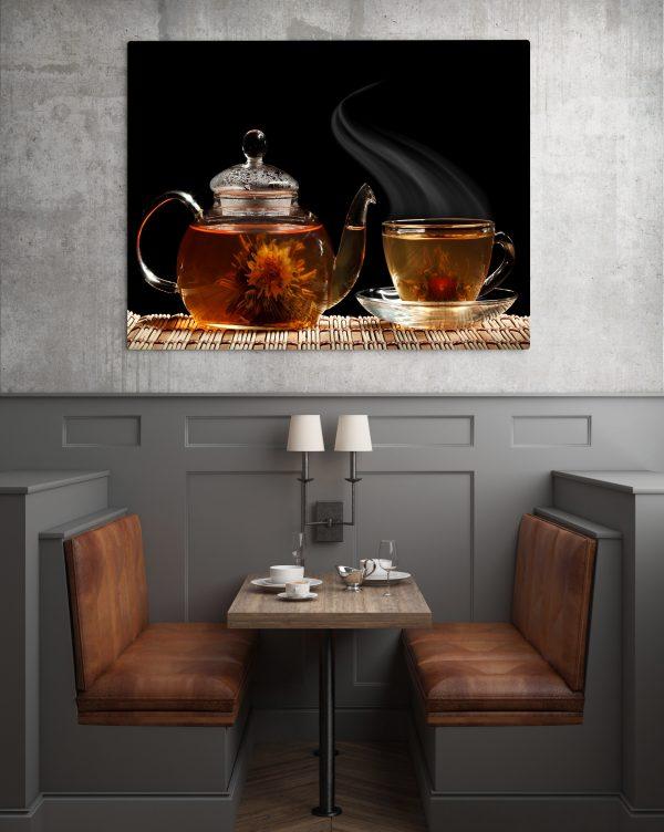 Flowers In Tea 1