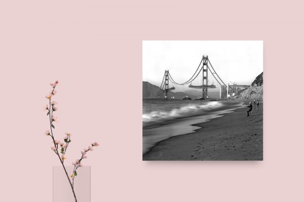 Golden Gate Bridge Construction 1