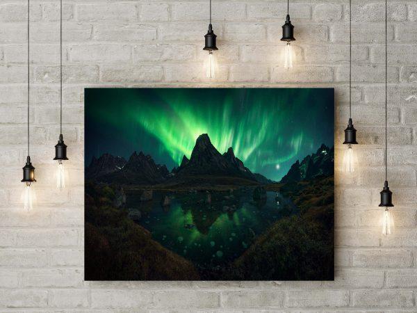 Greenland Aurora 1