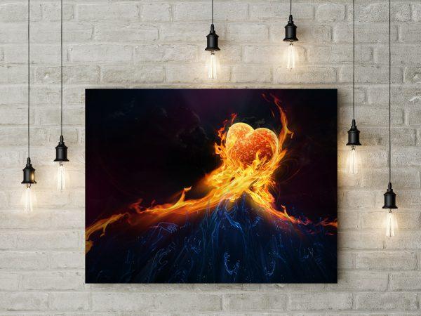 Heart In Fire 1