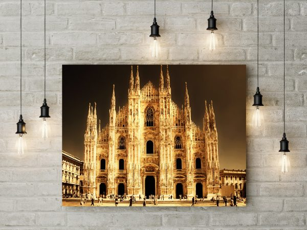 Italy Milan Cathedral 1