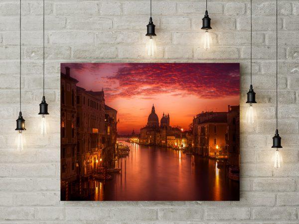 Italy Nightlights In Venice 1