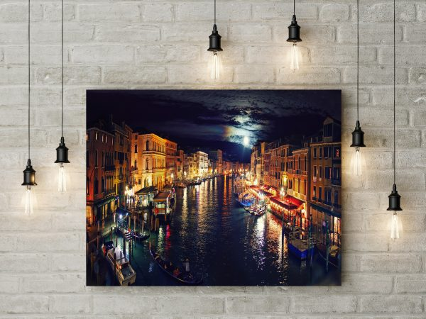 Italy Venice Grand Canal 1