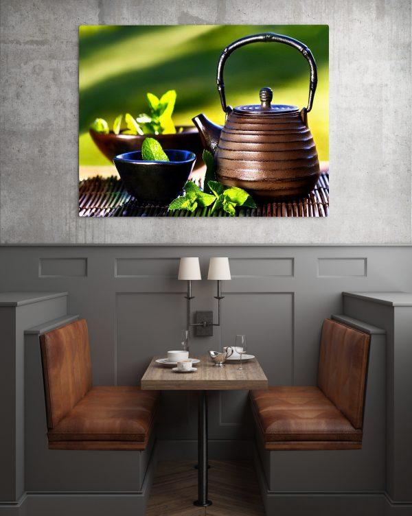 Japanese Teapot And Tea Bowl 1