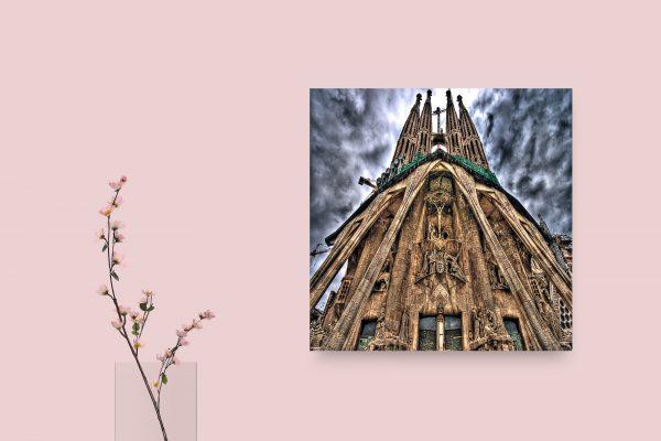La Sagrada Familia Barcelona 1