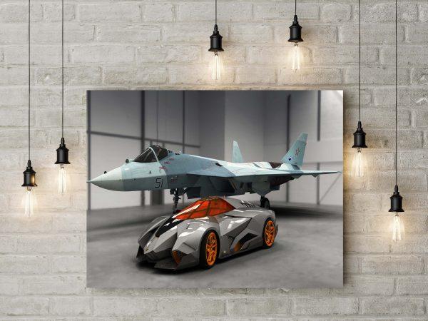 Lamborghini Egoista 1