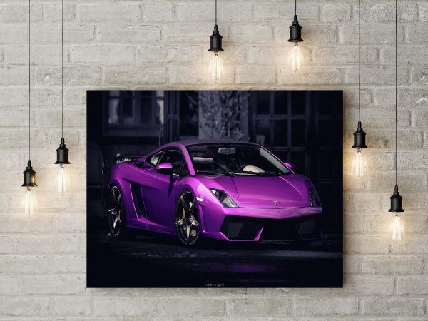 Lamborghini Gallardo Pink 1