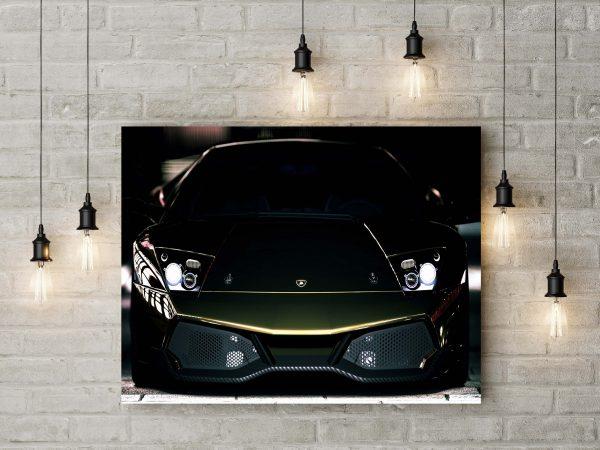 Lamborghini Murcielago LP670 SV 1